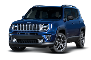 JEEP<sub>®</sub> RENEGADE